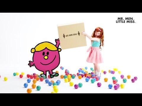 Mr Men™ Little Miss™ book promotion   Daily Telegraph & Sunday Telegraph version