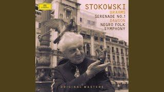 Brahms: Serenade No.1 in D, Op.11 - 1. Allegro molto