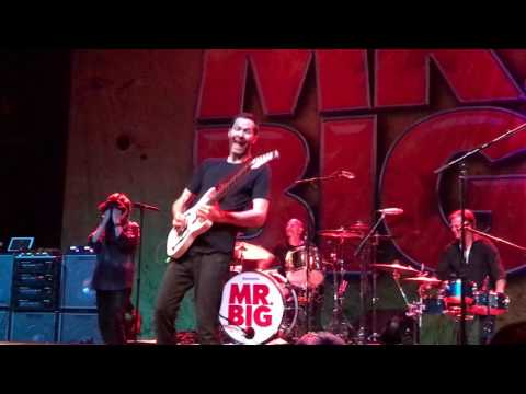 Mr Big - Colorado Bulldog - 9/28/16 SF