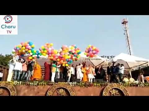 itkhori महोत्सव 2018 ma bhadrakali mandir