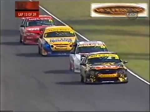 2002 V8 Supercar Series - Round 3: Eastern Creek (Sydney) - Race Two