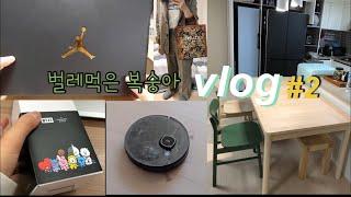 Vlog 2] 남편의 조던 1 공홈 구입 / 오즈모 9…