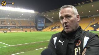 Paul Lambert On The FA Cup Defeat To Chelsea