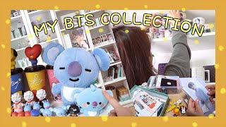 덕후룸 방꾸미기 2탄! 방탄소년단 덕질존 만들기 My BTS Collection! Room Decoration #2