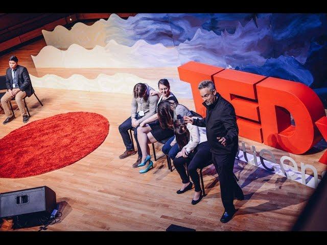 Is Hypnosis Fake? Hypnotist stuns TEDX crowd