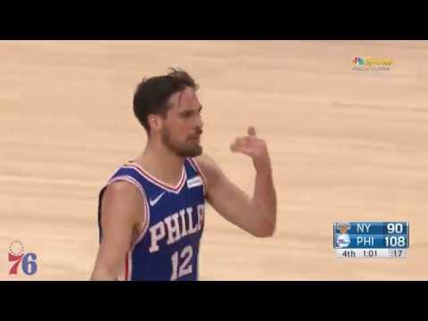 TJ McConnell | Highlights vs Knicks (2.12.18)