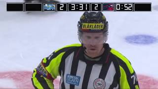 06-01-19 highlights Blue Fox - Aalborg Pirates