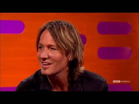 Keith Urban's Most Bizarre Autograph Request - The Graham Norton Show
