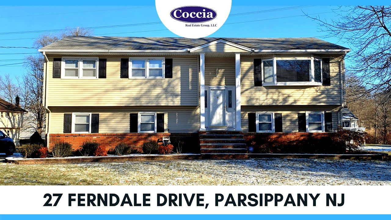 27 Ferndale Drive | Homes for Sale Parsippany NJ | Morris County