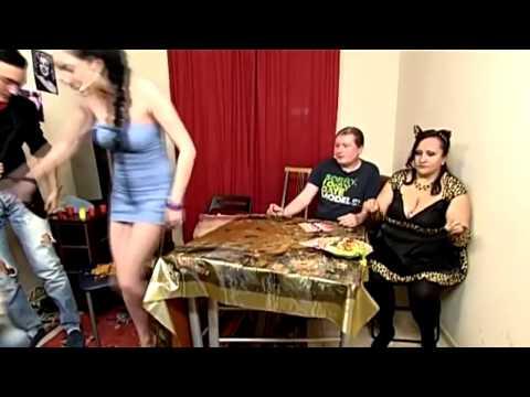 Драка на передаче Званый Ужин Яна Лукьянова и Анна Вегас A Fight To The Transfer Of A Dinn