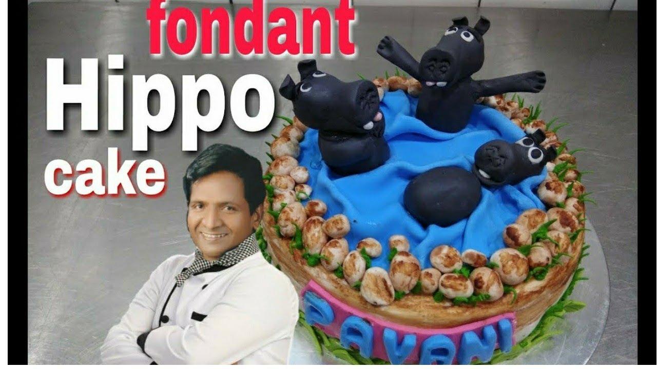 How To Make Hippo Cake