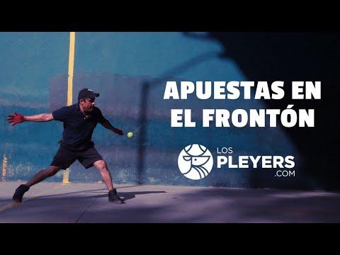 Reportaje: ¿El frontón es un deporte de barrio?   Los Pleyers