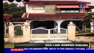 Kes Rompak dan Bunuh di Kidurong, Bintulu