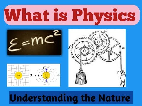 Introduction of physics