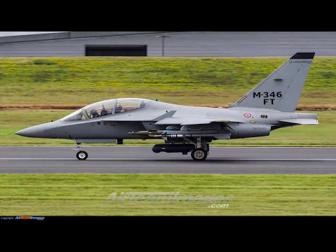 Leonardo offers new M-346 jet trainer aircraft for Azerbaijani Air Force