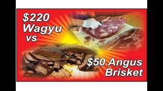 Wagyu $220 v Angus $50 Brisket How-To BBQ Champion Harry Soo SlapYoDaddyBBQ.com Los Angeles Texas