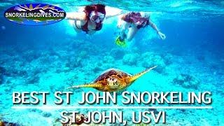Snorkeling St John | US Virgin Islands