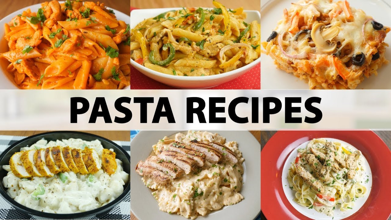 6 must try pasta recipes by food fusion youtube 6 must try pasta recipes by food fusion forumfinder Choice Image