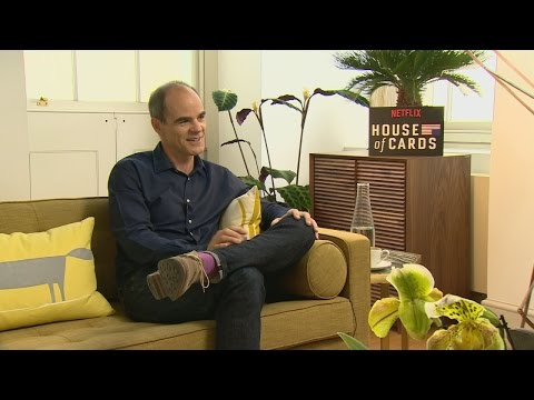 House of Cards: People think Michael Kelly is actually Doug Stamper - and get scared!