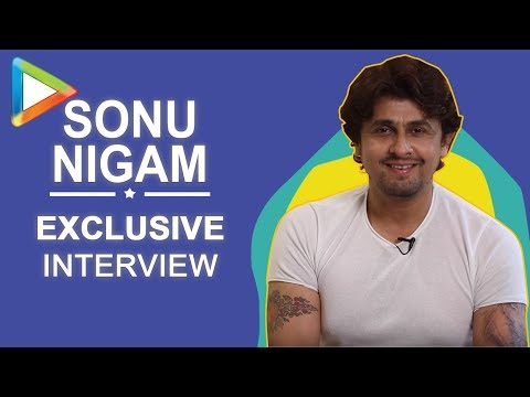 "Sonu Nigam: ""As a singer I'm in the BEST phase right now..."""