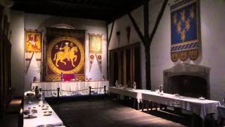 Visit to Dover Castle, Dover, England