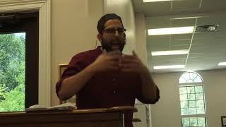ETIS (East Texas Islamic Society) Khutbah 8/17/2018