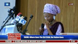 The 1st Annual Chibok Girls Lecture Pt 11