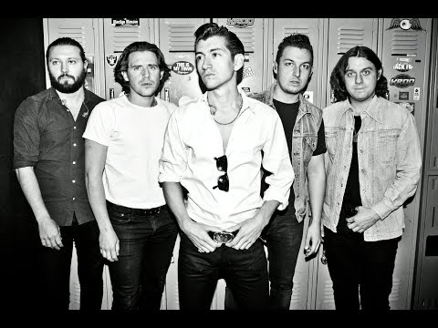 Top 5 Arctic Monkeys LYRICAL MASTERPIECES