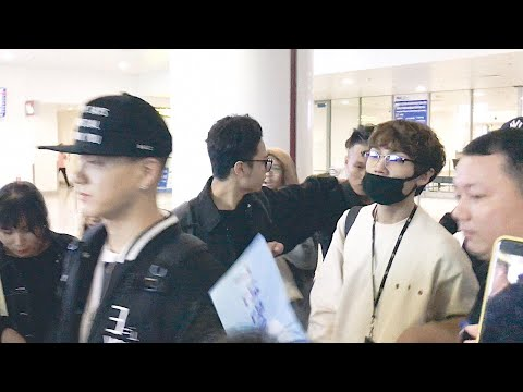 181207 BTOB @ Noi Bai International Airport (Hanoi, Vietnam)