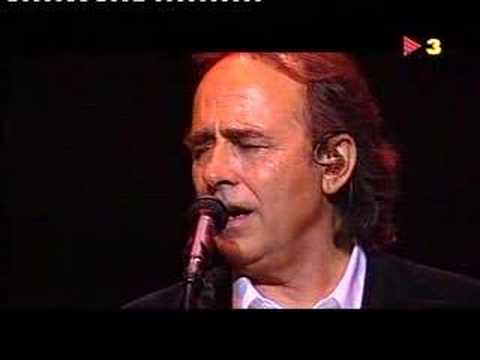 La Saeta Joan Manuel Serrat Youtube
