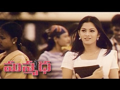 Manmadha Movie - Kadanna Preme Full Video Song - Simbu,Jyothika,Sindhu Thulani