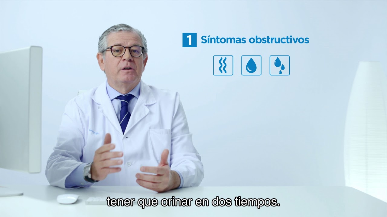 primeros sintomas de prostata inflamada