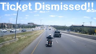 0 Ticket Dismissed!! Why Everyone Should Own A Dash Cam!