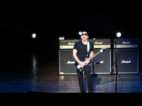 JOE SATRIANI - intro/ Energy - G3 2018 @ LYON le 15/04/2018