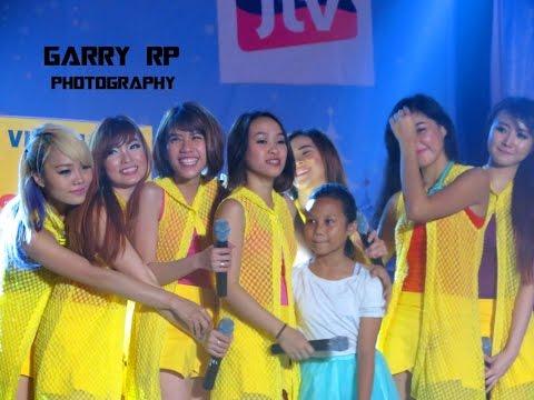 Cherrybelle - Pura Pura Cinta @ Kidung Ceria JTV - Surabaya 071214