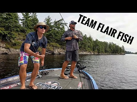 Everything is on the LINE - Ft. Fishing with Flair, Tylers Reel Fishing, Kickin Their Bass TV