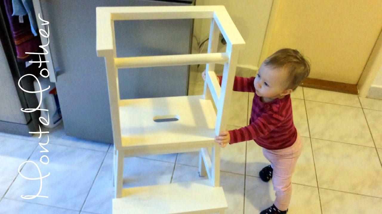 u iaca ve a learning tower detsk aktivity children activities by montemother youtube. Black Bedroom Furniture Sets. Home Design Ideas