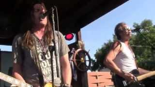 "JOHNNY LAW ""Too Weak To Fight"" at Threadgills, Austin, Tx. May 18, 2014"