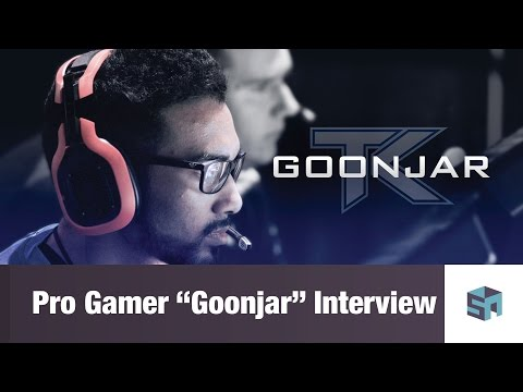 COD Championship Jevon Goonjar Gooljar Interview
