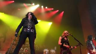 Watch Alice Cooper Brutal Planet video