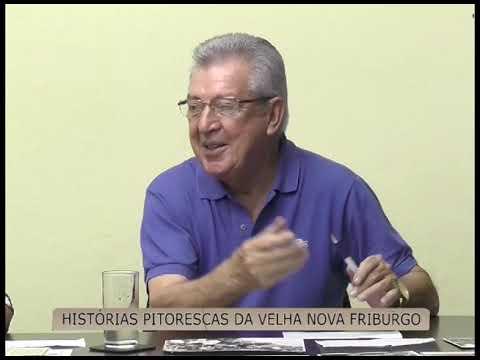 A Velha Nova Friburgo - Humberto Fontão - 22/02/2019 - Bloco 1 - Luau TV