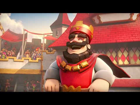 Clash Royale Official Epic Comeback Trailer