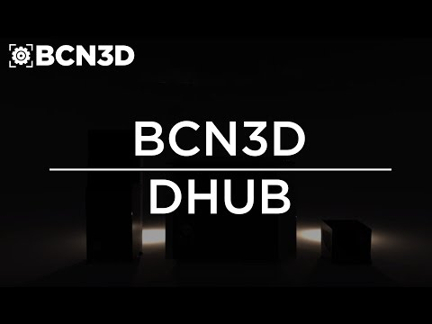 BCN3D Technologies -  Presentation DHUB Barcelona 14th May 2015