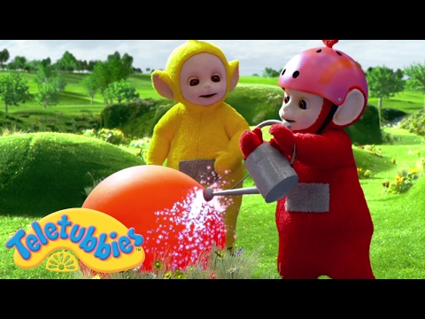 Thumbnail: Teletubbies New Series | Watering Can | Cartoons for Children | 1502