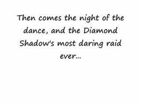 The Case of the Diamond Shadow