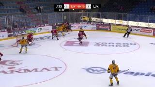 Vaasa Cup:  Ässät-Lukko 16.8.2018