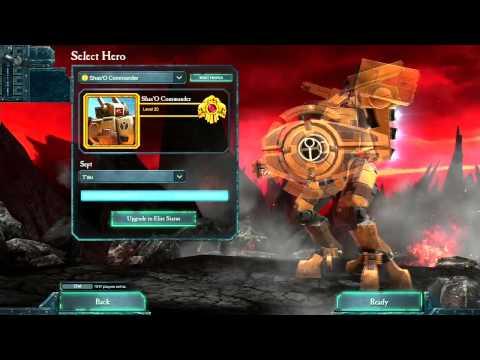 Warhammer 40,000: Dawn Of War II - Retribution - Tau Commander DLC Trailer