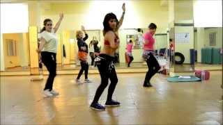 """Ricky Martin -""""Jaleo"""" Belly dance style - Zumba / Fitness"""