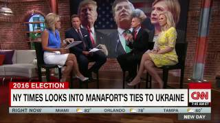 Lewandowski Claims He Shared Anti-Manafort NY Times Piece to Prove Paper Was Biased