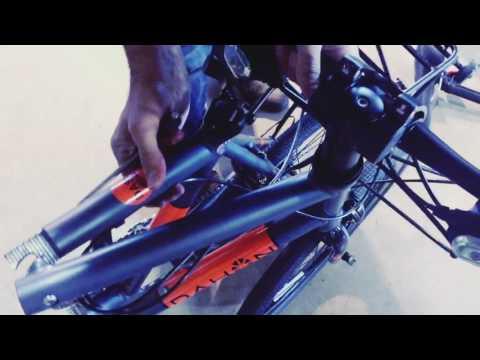 Dahon DASH P18 Llega A La Bicicleta